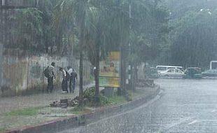 بارش کا پہلا قطرہ