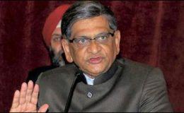 سرحد پار سے سمندر پار تک بھارتی وزیرخارجہ ایک بار پھر پاکستان پر گرم