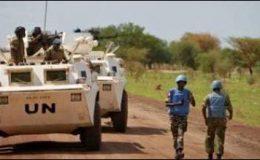 سوڈان میں بارودی سرنگ کا دھماکہ امن فوج کے 4 اہلکارہلاک