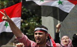 شام: جمہوریت کے حامیوں کے خلاف کارروائی جاری