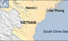 ویتنام: فیکرٹری آتشزدگی، 17 افراد ہلاک، 21 زخمی