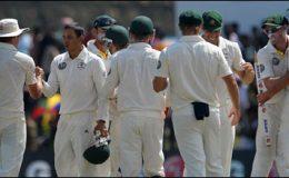 گال ٹیسٹ:آسٹریلیا نے سری لنکا کو125رنز سے شکست دیدی