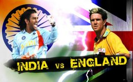 بھارت کو انگلینڈ کے ہاتھوں ٹی ٹونٹی میں بھی شکست