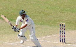 بلاوایو ٹیسٹ : پاکستان 466 رنز پر آؤٹ، 54 رنز کی برتری