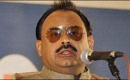 بین الاقوامی قوتیں پاکستان توڑنے کی سازش کر رہی ہیں۔ الطاف