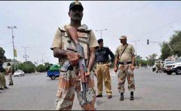 کراچی میں شرپسندوں کے خلاف آپریشن جاری، آٹھ گرفتار