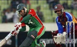 بنگلہ دیش نے ویسٹ انڈیز کو آٹھ وکٹوں سے ہرادیا