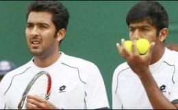 اسٹاک ہوم ٹینس: اعصام الحق اور بوپنا فائنل میں پہنچ گئے
