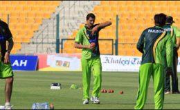پاکستان اور سری لنکا کے درمیان آج پہلا ٹیسٹ کھیلا جائے گا