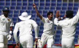 ابو ظہبی ٹیسٹ : پہلے روز پاکستان کے بغیر کسی نقصان کے 27 رنز