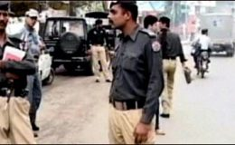 کراچی: گودھرا میں پولیس آپریشن، 15 افراد زیرِ حراست