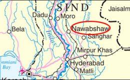 نوابشاہ: قومی شاہراہ پر وین الٹ گئی، بیس مسافر زخمی