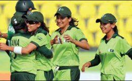 پاکستان ویمن کرکٹ ٹیم بنگلادیش روانہ