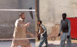 گلیانہ :پنجاب سپورٹس ٹورنامنٹ کی طرف سے بیڈمینٹن کی دو ٹیموں کے درمیان میچ