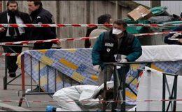 فرانس : محاصرہ جاری، مشتبہ شخص کا گرفتاری سے انکار