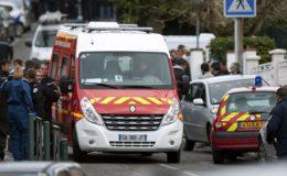 فرانس: حملہ آور کی گرفتاری کے لیے کارروائی