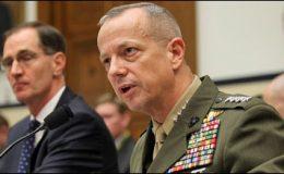 افغانستان سے مزید فوج واپس نہ بلائی جائے،اتحادی کمانڈر