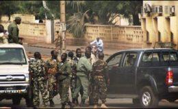 مالی میں باغی فوجیوں نے حکومت ختم کر کے اقتدار پر قبضہ کر لیا