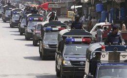 کراچی میں پولیس افسران پر حملہ کا خطرہ