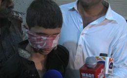 کراچی : بھتہ خوری کے لئے بچوں کو استعمال کرنے کا انکشاف
