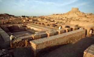 موہن جو داڑو کی تاریخی حیثیت