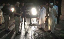 پشاور: فائرنگ سے پولیس اہلکاروں سمیت 3 افراد جاں بحق