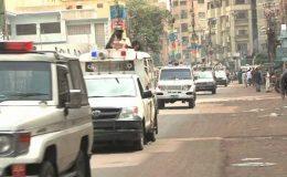 کراچی : جرائم پیشہ افراد کے خلاف رینجرز کا آپریشن