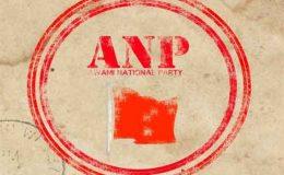اے این پی نے سندھ میں بلدیاتی نظام آرڈیننس کو مسترد کردیا