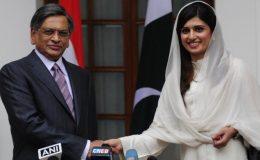 اسلام آباد : پاک بھارت وزرائے خارجہ ملاقات