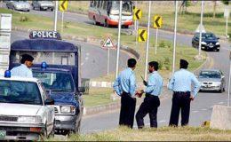اسلام آباد کے لئے نیا سیکیورٹی پلان تشکیل