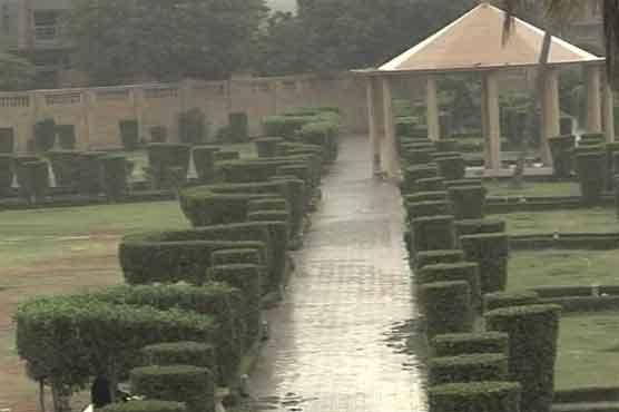 لاہور، کراچی ، سبی میں بارش کے بعد موسم خوشگوار