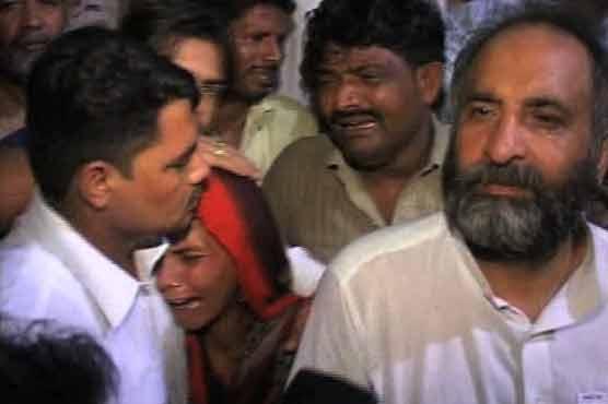 سانحہ لاہور : جاں بحق 20 افراد کی لاشیں ورثا کے حوالے