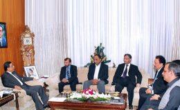 کراچی : ایم کیو ایم کا وفد آج صدر سے ملاقات کرے گا