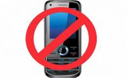 کل 7 بڑے شہریوں میں موبائل سروس معطل رکھنے کا فیصلہ