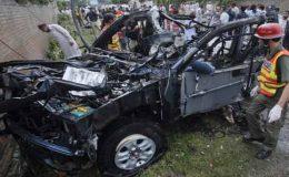 پشاور دھماکا، غیرملکیوں کی یونیورسٹی ٹاؤن سے نقل مکانی شروع