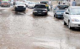 پنجاب اور بالائی علاقوں میں موسلا دھار بارش سے صبح کا آغاز