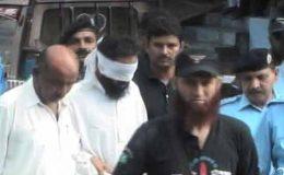 رمشا کیس : امام مسجد خالد جدون جوڈیشل ریمانڈ پر جیل منتقل