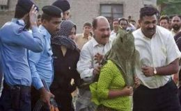 رمشا مسیح کیس: پولیس نے چالان عدالت میں پیش کردیا