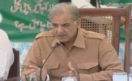 شہباز شریف وزیر پانی و بجلی بننے کے خواہش مند