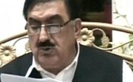 کراچی : امن کے لئے سوات طرز کے آپریشن کی ضرورت ہے، شاہی سید