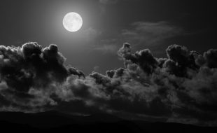 چاند پر موت