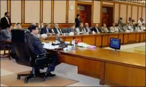 federal cabinet islamabad