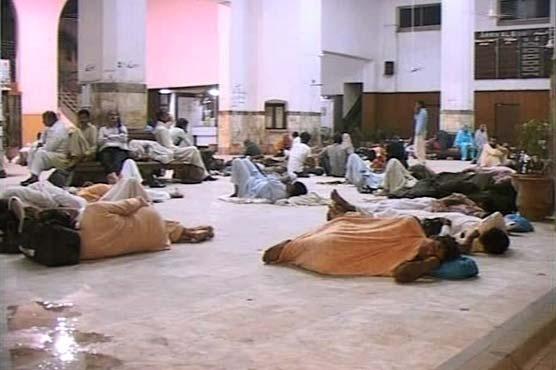 لاہور: کراچی جانے والی نائٹ کوچ میں ساڑھے 14 گھنٹے کی تاخیر کے بعد منسوخ