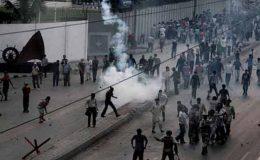 اسلام آباد میں آج بھی ہائی الرٹ، 62 افراد گرفتار کیے گئے: آئی جی