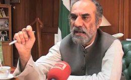 زلزلہ متاثرین کو عدم ادائیگی پر اسلم رئیسانی کو توہین عدالت کا نوٹس