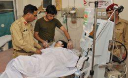 ملالہ کا 6 گھنٹے طویل آپریشن ، سر سے گولی نکال لی گئی