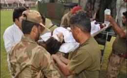 ملالہ کی حالت بہتر تاہم اب بھی وینٹی لیٹر پر ہے: آئی ایس پی آر