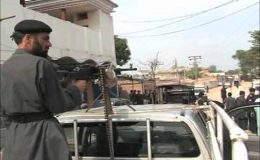 پشاور میں شدت پسندوں کی فائرنگ ، ایف سی اہلکار شہید
