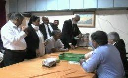 سپریم کورٹ بار انتخابات : اسرار الحق اور احمد اویس میں سخت مقابلہ متوقع