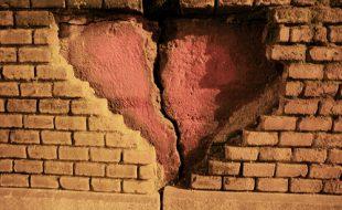 ٹوٹا ہوا دل